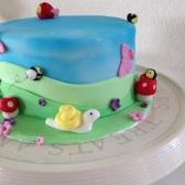 Airbrush Kuchen